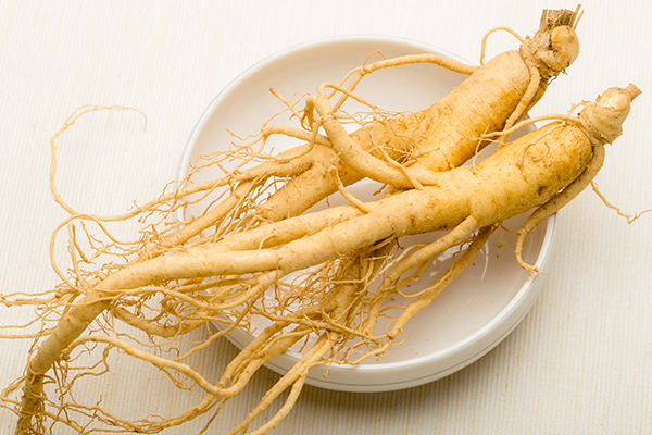 ginseng is helpful for promoting hair growth