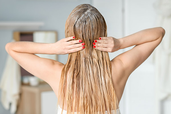 hair mask recipes for smooth, soft hair