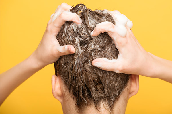 improve your shampoo routine for optimal hair health