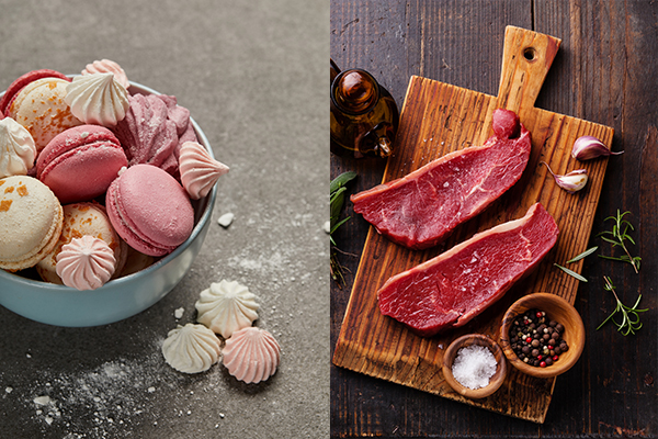 is it safe to consume meat and sweets during pancreatic ailments?