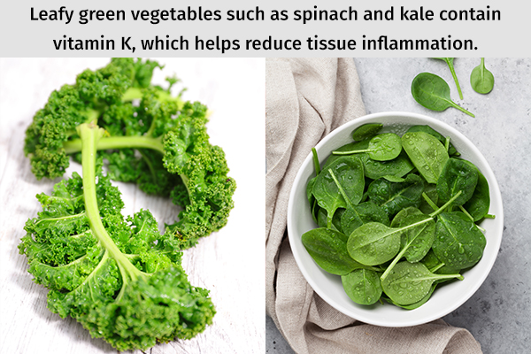 leafy green vegetables can help reduce pancreatic cancer risk