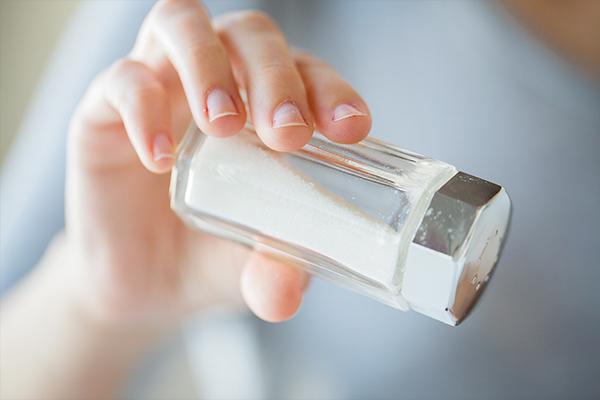 common myths about salt consumption