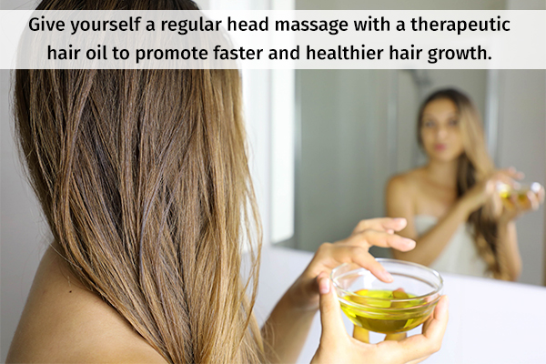 self-care measures to prevent thyroid related hair loss