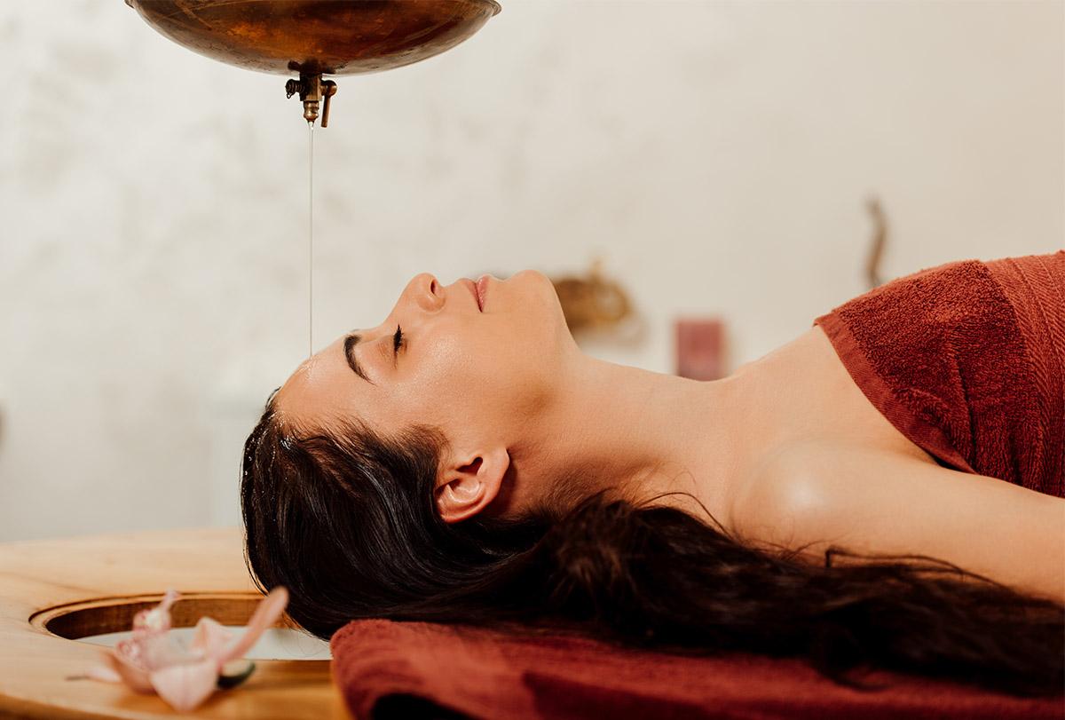 shirodhara for hair loss