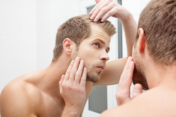 signs of dht-induced hair loss