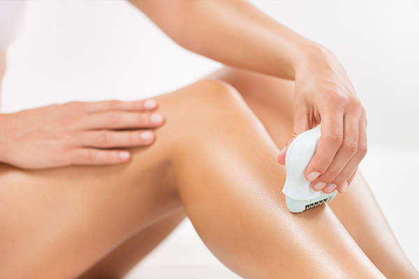 alternative hair removal methods must be given a try