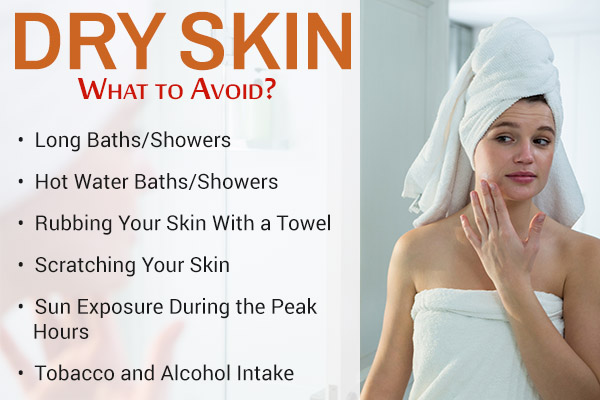 don't for dry skin