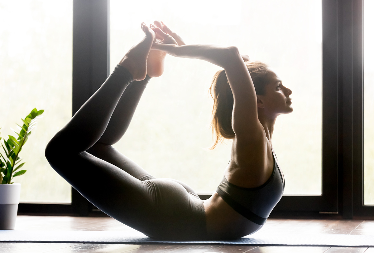 yoga for healthy menstrual cycle