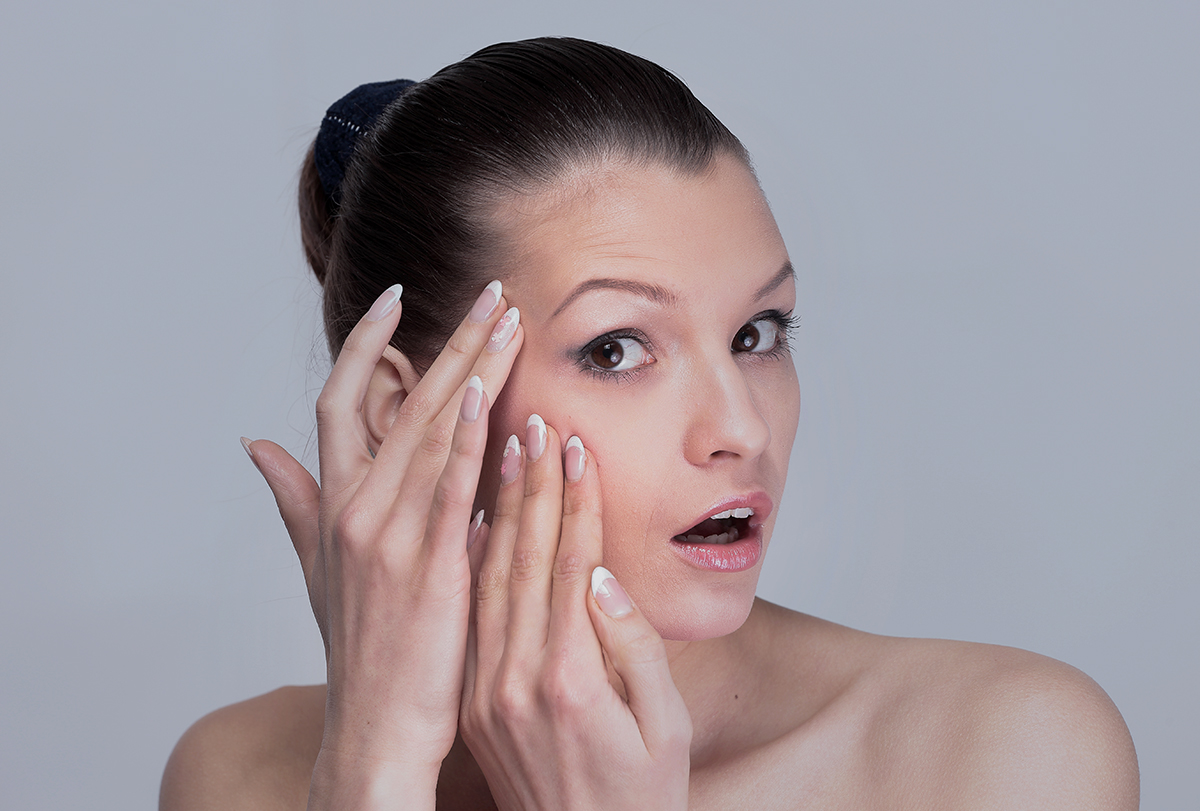 bad beauty habits that lead to wrinkles