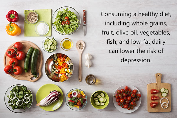 lifestyle changes to manage depression