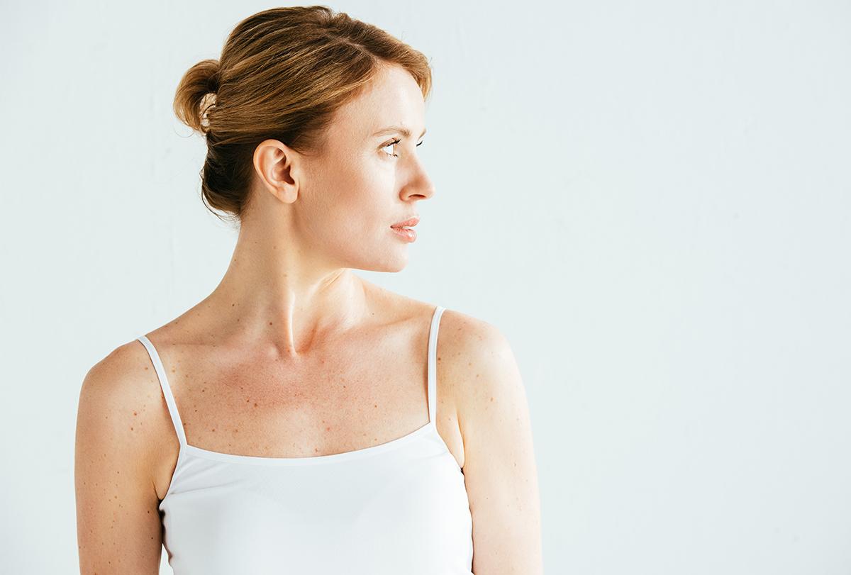 get rid of hyperpigmentation