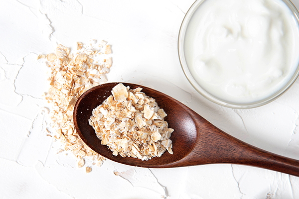 important points when using oatmeal mask for eczema