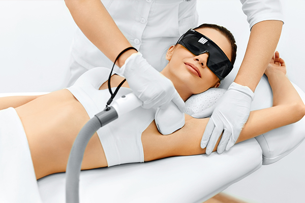 medical treatment options for dark underarms