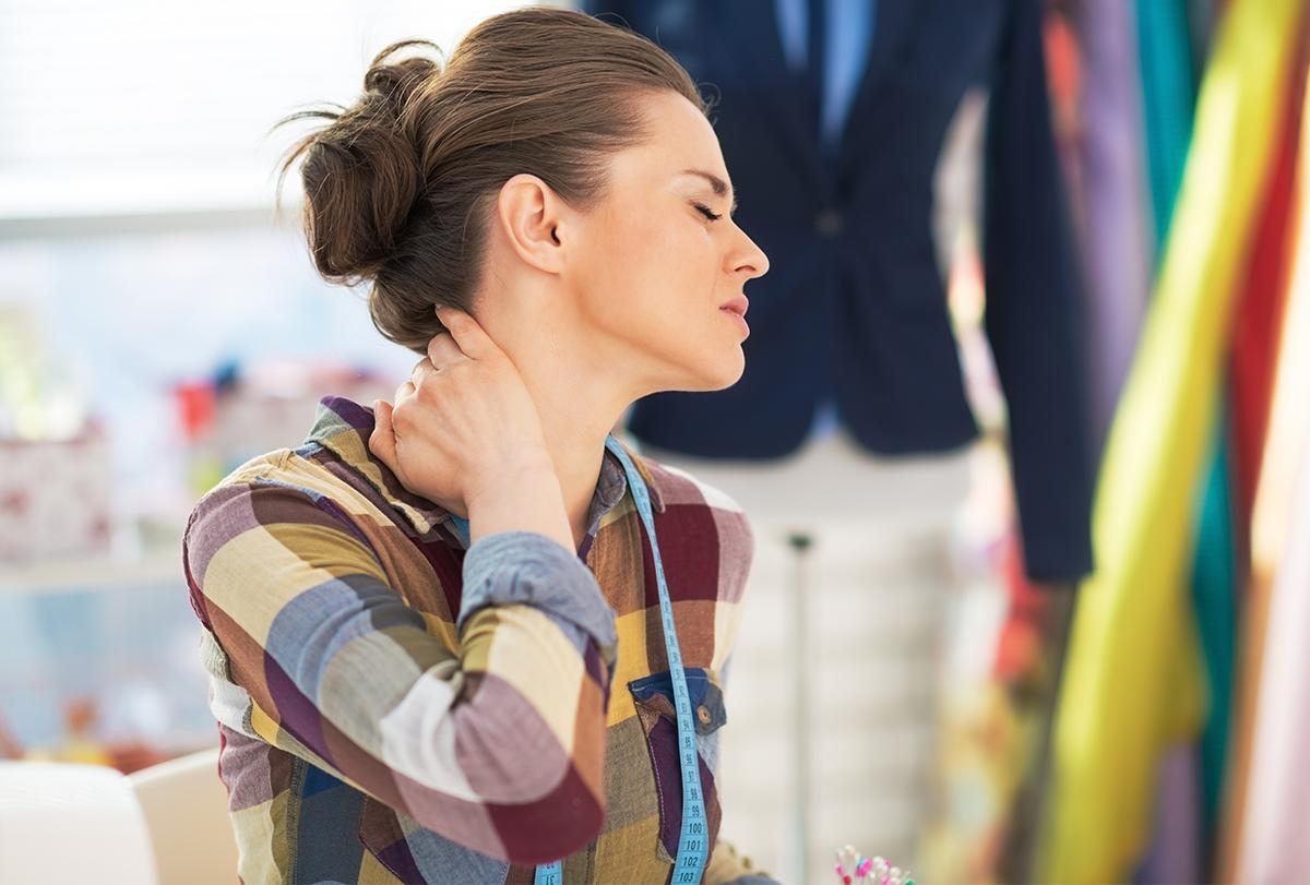 relieve stiff neck