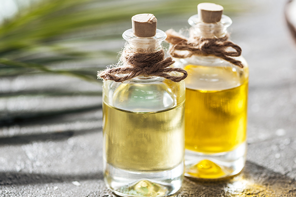 can coconut oil, Moroccan oil, or olive oil manage bumps on skin?