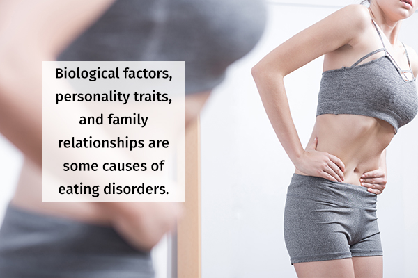 causes behind eating disorders