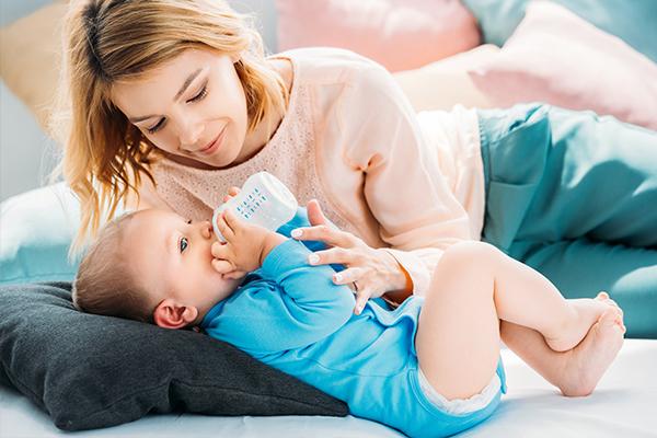 symptoms of breathing problems in babies