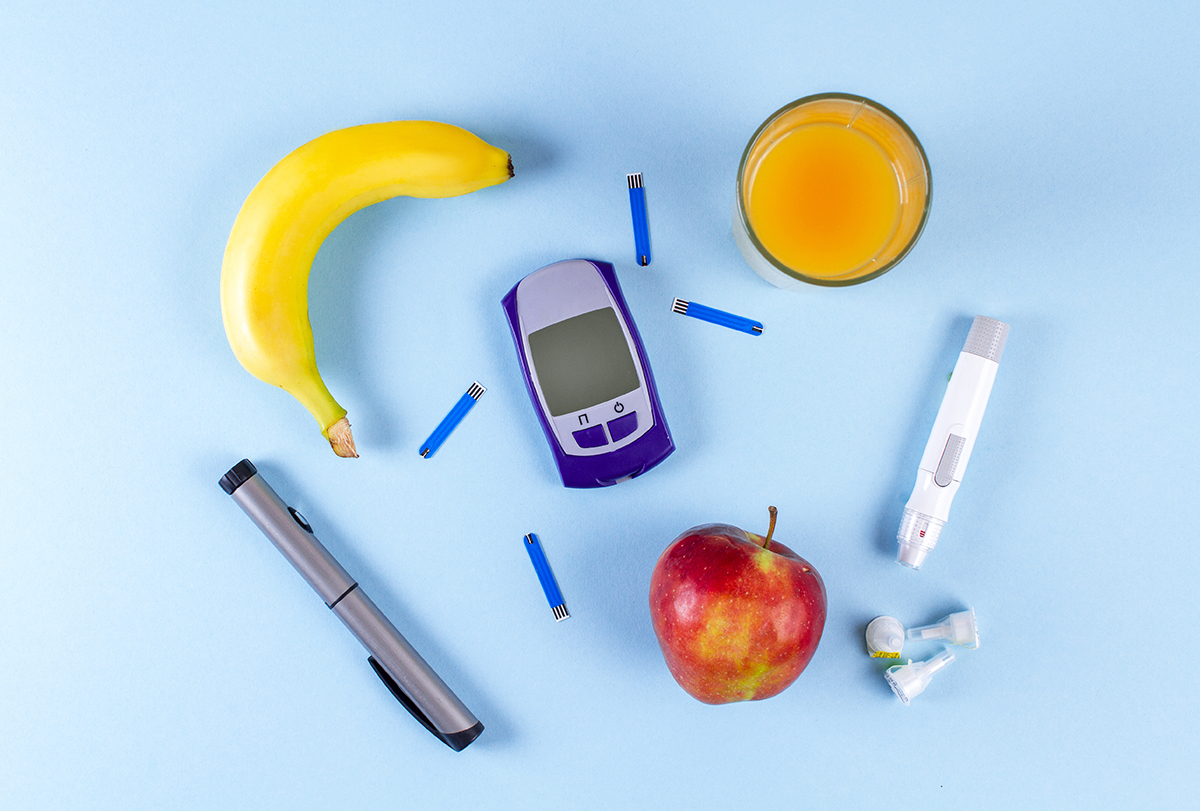 dealing with low blood sugar