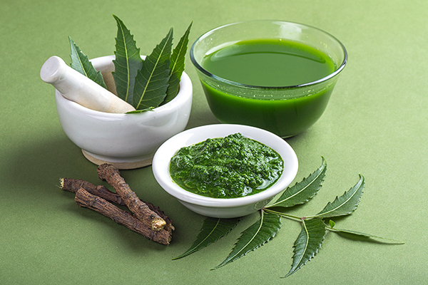 neem for hair and skin
