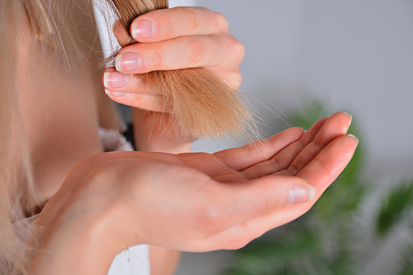 using essential oils for improved hair growth