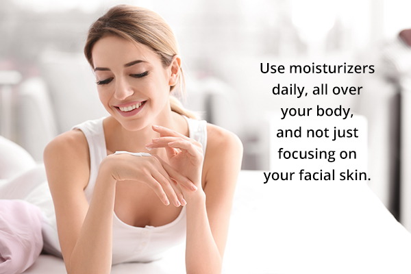 effective tips for moisturizing your skin
