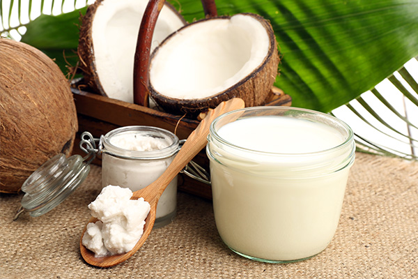 coconut oil provides multiple hair care benefits