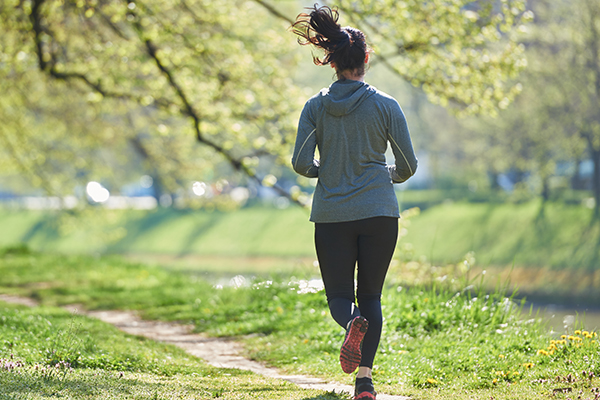exercising regularly is beneficial for skin health