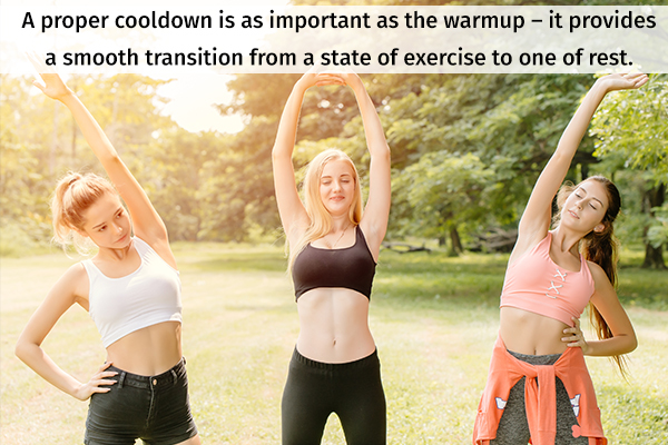 significance of a proper cooldown