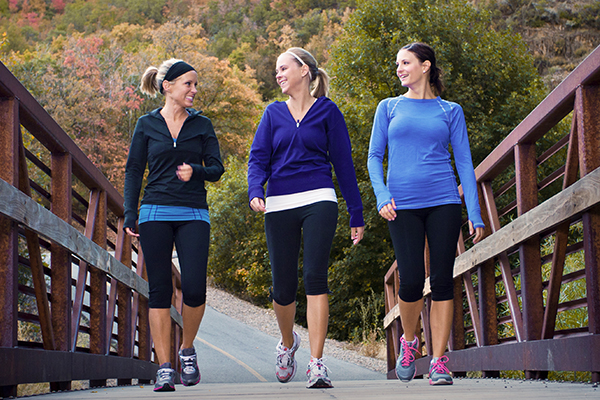 regular exercising can help manage period problems