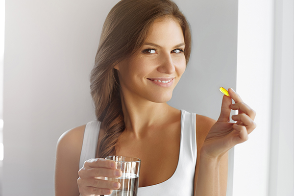 nutrient supplements can help ease period problems