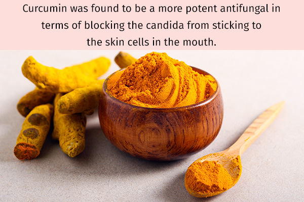 turmeric consumption can help keep fungal infections at bay