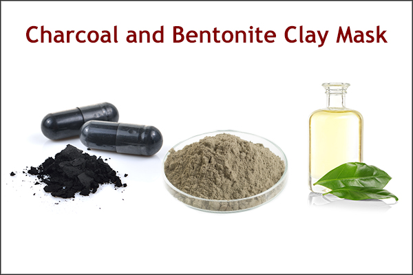 a charcoal and clay mask can help unclog skin pores