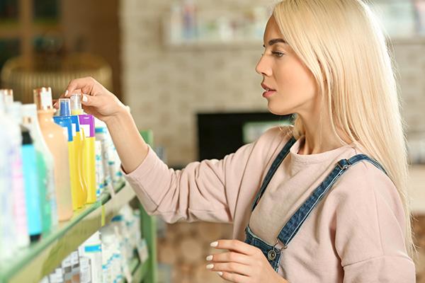 antifungal shampoos for dandruff control