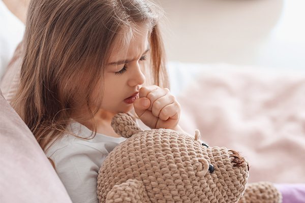 signs and symptoms of childhood asthma