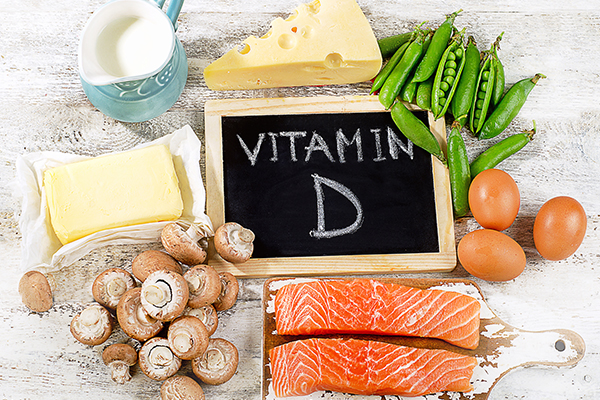 get recommended vitamin D intake