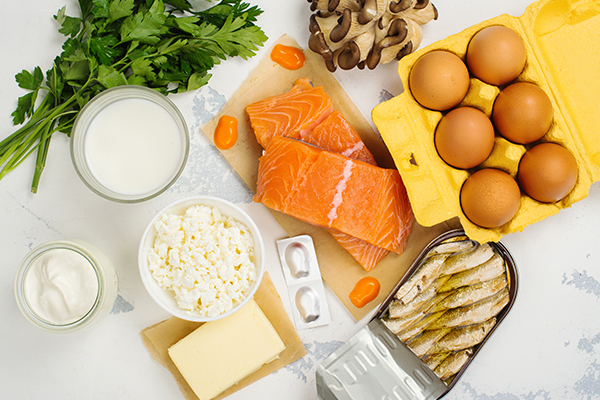 increasing vitamin D intake can help prevent asthma