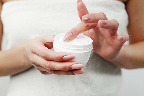 medical treatment for breast rashes