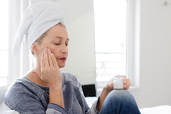 medical treatment for redness on face