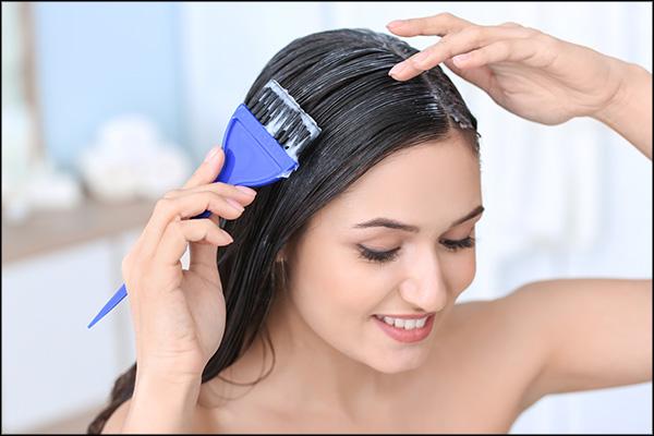 proper way to use hair mask/rinse