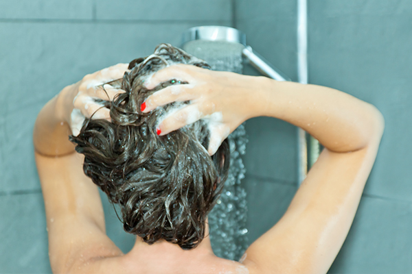self-care measures for dandruff prevention