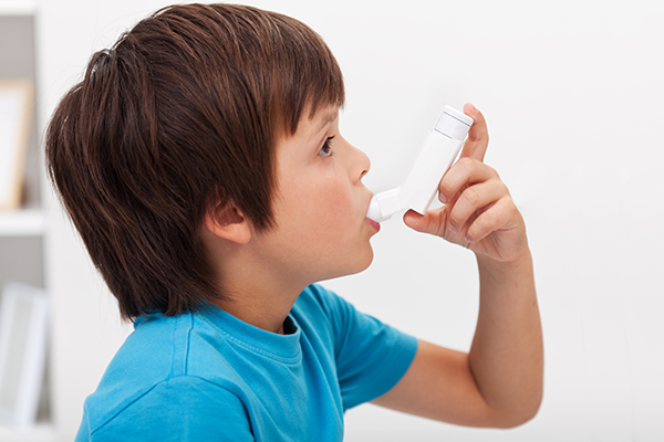 tips to manage asthma in children