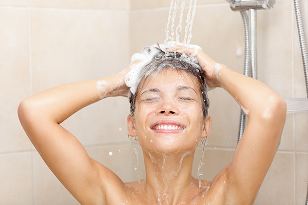 some key points to consider when shampooing hair