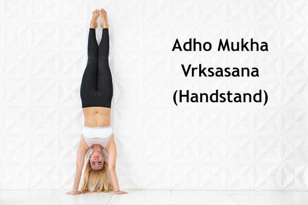 adho mukha vrksasana (handstand)