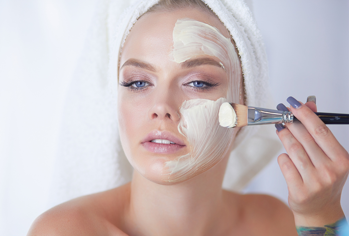 chickpea flour beauty benefits