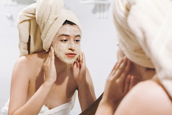 exfoliation is essential for skin care
