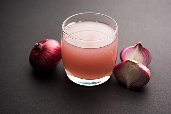 general queries about onion juice efficacy for hair