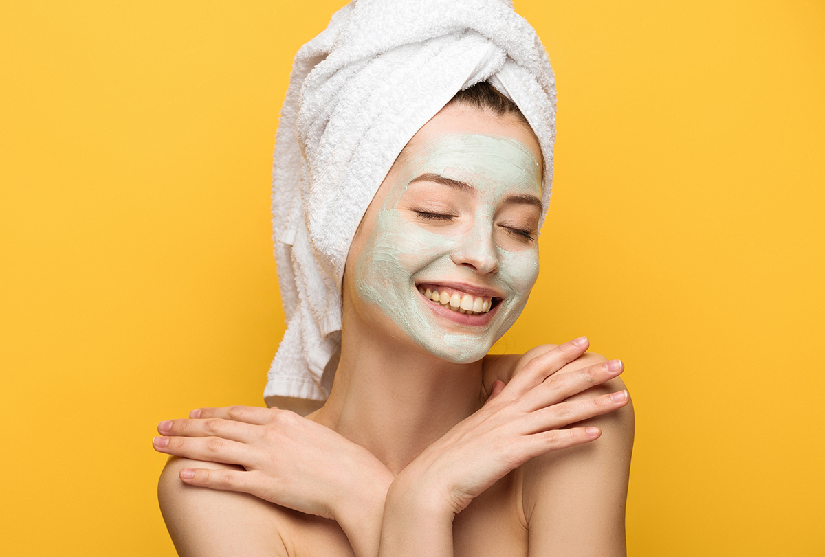 glowing skin home remedies