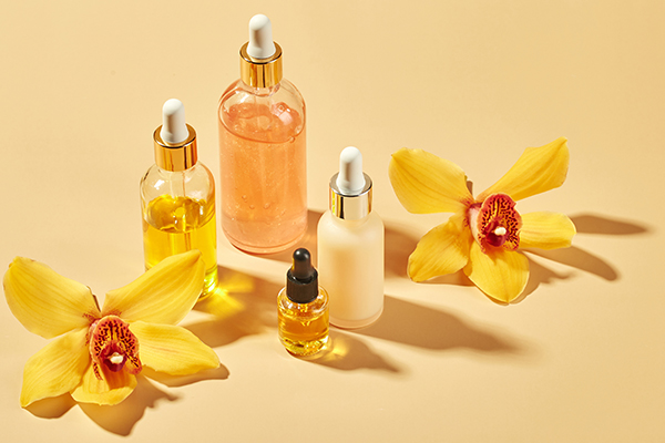 oils and serums for optimal scalp care