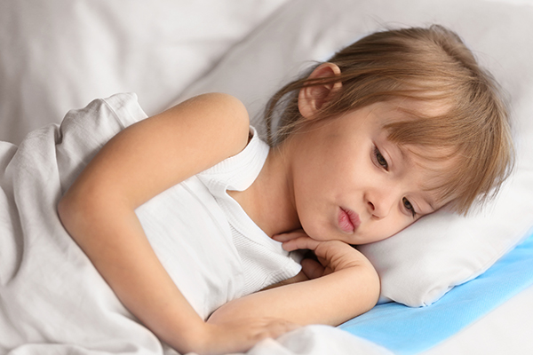take extra precautions for children with fever