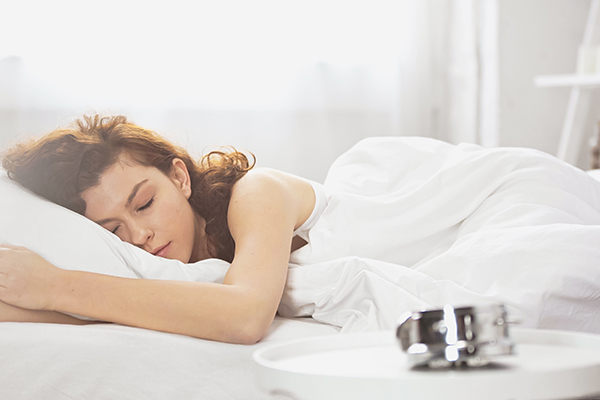 proper sleep is essential for toxin removal from the body